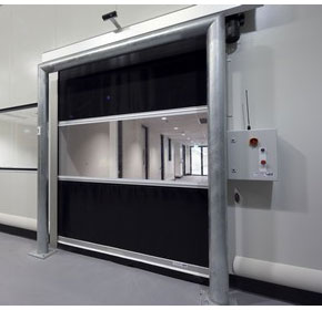 DMF supplies high speed doors to Australian Red Cross facility