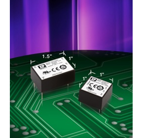 Miniature 5, 10W AC-DC power supplies from Axtex