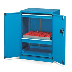 Highest Quality Steel Industrial NC Cabinet with Doors | FAMI