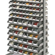 Industrial Shelving | FAMI (Italy) highest quality SLICK