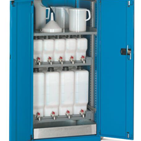 Highest Quality Steel Industrial Oil Cabinet, Oil Station FAMI(Italy)