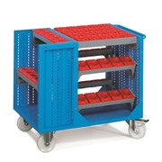 Highest Quality Steel Industrial NC Tool Trolley | (Italy)