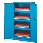 Highest Quality Steel Industrial NC Cabinet with Doors | (Italy)