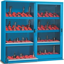 FAMI higest quality industrial CNC tool storage