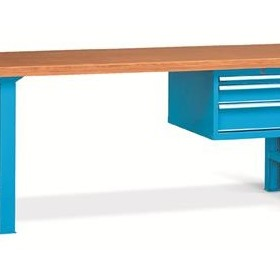 Industrial Workbenches with Multiplex Worktops | FBIA3701104