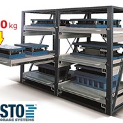 FAMI (Italy) Highest Quality Heavy Duty Industrial Shelving