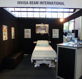 The ANZFP Conference a success for Invisa-Beam International