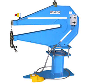 C-Frame Riveting Tool