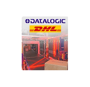Datalogic keeps the world moving with DHL tracking installation