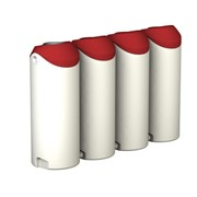 Global Urban Slim Line rainwater tanks