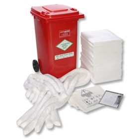 Spill Kits 120L | Oil and Fuel