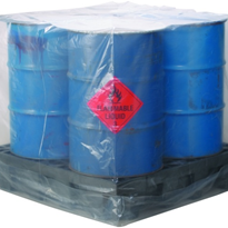Drum Management | Pallet Covers and Bags