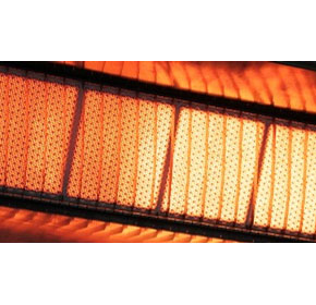 Commercial Outdoor Heating