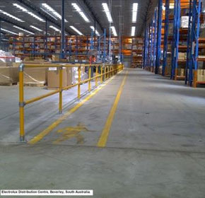 Moddex SafeStop™ for new SA distribution centre