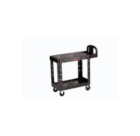 Flat Shelf Utility Carts | 4505 & 4525
