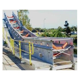 Safe-T-Veyor Flat Packed Conveyor & Gantry System