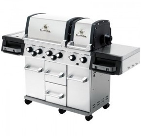 Commercial BBQ & Hotplate