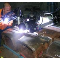 Case Study: Welding automation helps overlay process