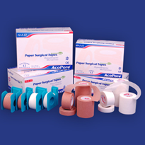 AcoPore Paper Surgical Tapes (09 10 11 12 Series)