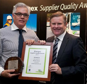 Sicame Aust wins at annual supplier quality awards