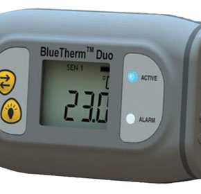 BlueTherm Duo with Bluetooth wireless technology