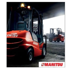 Lift Truck Brokers now agents for Manitou