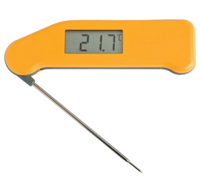 Superfast Thermapen used in The Great Australian Bake Off