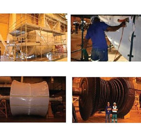 Intercept Technology™ Group helps in energy supply