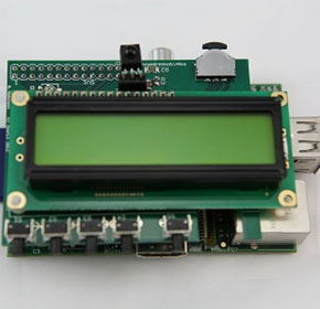 PiFace Control & Display enhances flexibility for Raspberry Pi users