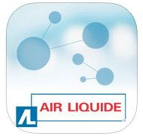 New free app 'Gas Encylopedia' developed by Air Liquide