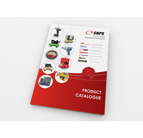 CAPS Australia launches all-new product catalogue