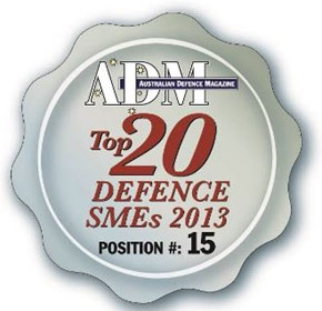Cincom a Top 20 Enterprise in Aust defence industry