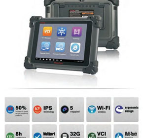 Autel releases advanced diagnostic scan tools