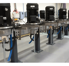 New Hydraulic Power Unit assembly line production