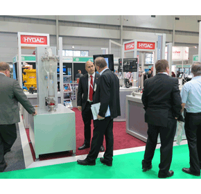 HYDAC exhibited at OZ Water 2014