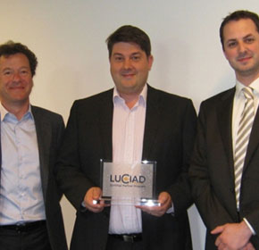 Dedicated Systems becomes Luciad Certified Partner