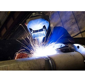 AMSE 9 Welding certification obtained