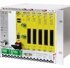MEN Product News: Modular System Platform Safe Train Control