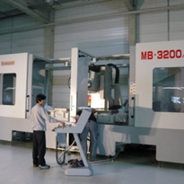 CNC Bed Mill Eumach MB series Traveling Column