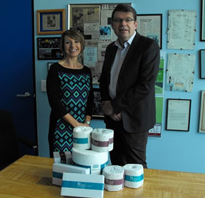 Partners in paper products offer a one-stop shop