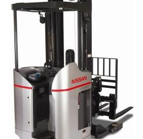 Nissan Forklifts reach new heights