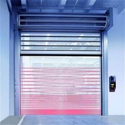Fast action door safety