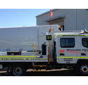 Specialised Force's new Mine Spec Truck