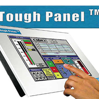 HMI Touch Screen Operator Interface Panels - HMI Tough Panel 3.5""