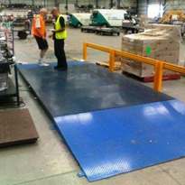 Industrial scales installed at Adelaide Airport