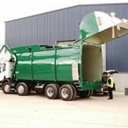 Trade approved onboard truck scales for waste collection trucks