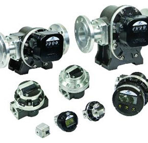 Macnaught Positive Displacement Flow Meters