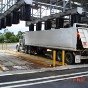 Digital truck scales installed for water treatment plant