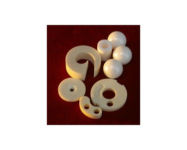 Ceramic machined products
