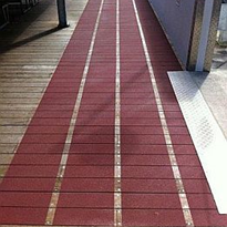 Supa Safe Anti Slip Coating assists hospital project